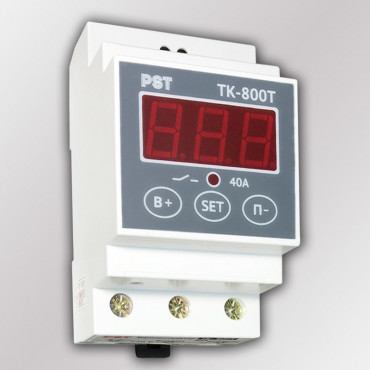 "Терморегулятор ТК-800Т с датчиком ТХА (тип ""К"") до +800°C, таймер, звук"
